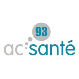 Ac Santé 93 Logo